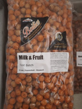 Freezerbaits Milk &Fruit 4 kg